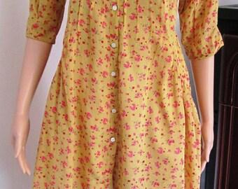 Liberty cotton Bohemian tunic