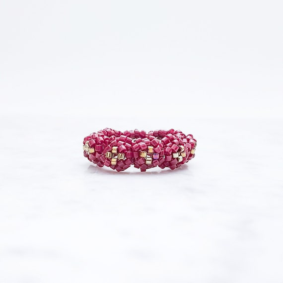 ROSA Ring | Red