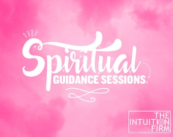 Spiritual Guidance Sessions- 50 Minute Session