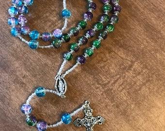 Multicolored Rosary