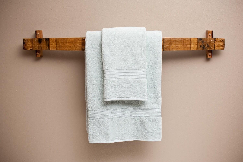 bath towel holder. 🔎zoom Bath Towel Holder O