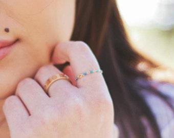 Bella Ring, Gold