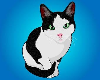 Pet Pop Art Portrait