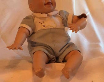 "Ashton Drake ""Tickles"" Porcelain Doll"
