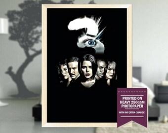 Scream, fanart, scream poster, scream movie print, scream movie, scream movie art, scream art, best posters, cool prints, cool art
