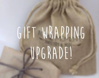 Gift Wrapping Upgrade