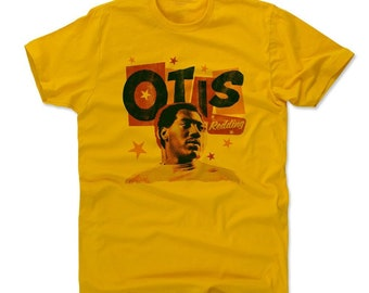 Otis Redding Men's Shirt | Soul Music | Men's Cotton T Shirt | Otis Redding Big R
