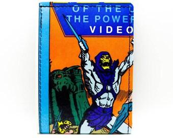 Skeletor Wallet - He-Man Wallet - Comic Book Wallet -Vintage 80s