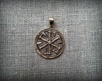 Amulet Yarovrat, Viking, Protection, Harmony