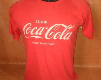 Vintage Coca cola Tshirts Vintage Coca Cola Made in Japan