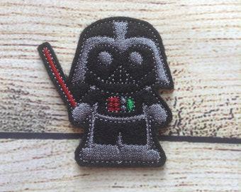 Dark Side Ruler Finger Puppet, Pretend Play, Imagination, Easter Basket, Road Trip, Kids, Quiet Time,