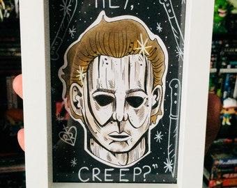 Hey Creep?
