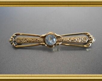 Lovely vintage brooch : Oresto