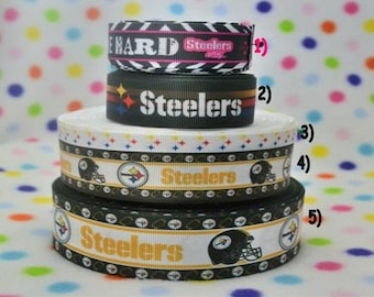 Steelers stationery Etsy