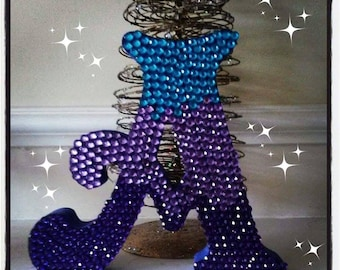 Fully Crystalled Single Initial ... Any Theme