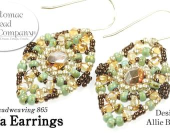 Asea Earrings (Pattern)