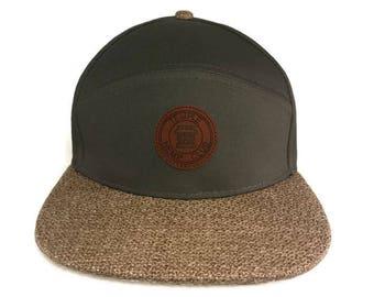 Temple Hemp Club - Classic Grey Cap