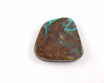 Stabilized Royston Turquoise Cabochon - 971