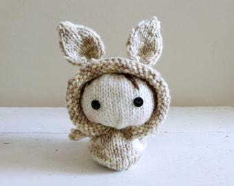 Bunny Baby Sammie, Cute Stuffed Animals, Baby Doll