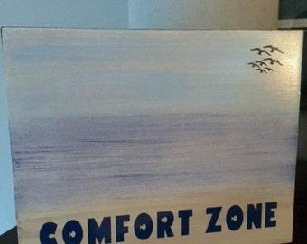 Comfort Zone - Beach