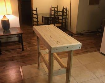 Kitchen Island | Made to Order | Custom Carpentry