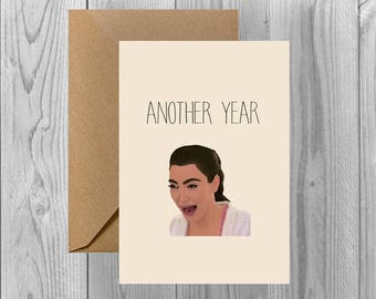 Happy Birthday Card | Another Year