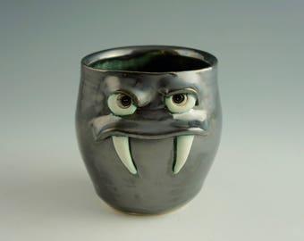 The Walrus, Ceramic Face Mug
