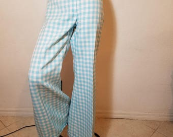 FREE  SHIPPING  1960  Wide Bell Bottom Pants