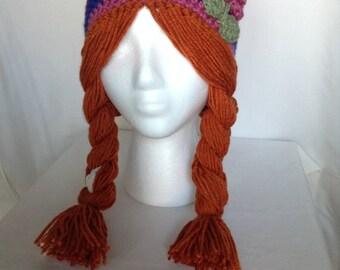 Anna Inspired Winter Hat