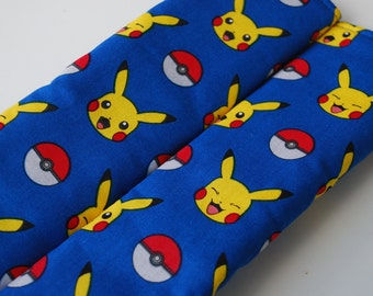 seatbelt covers car 1 pair Pokeball Pokemon