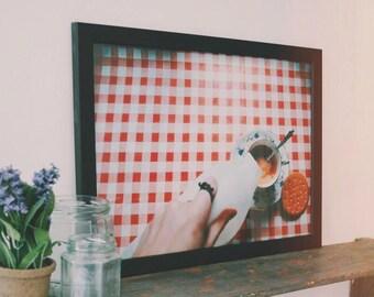 Tea Kitchen Digital Print A3