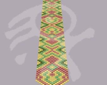 Kelim3...PDF peyote pattern