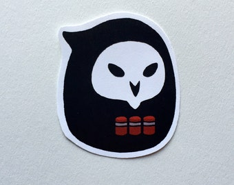 Tiny Reaper Sticker