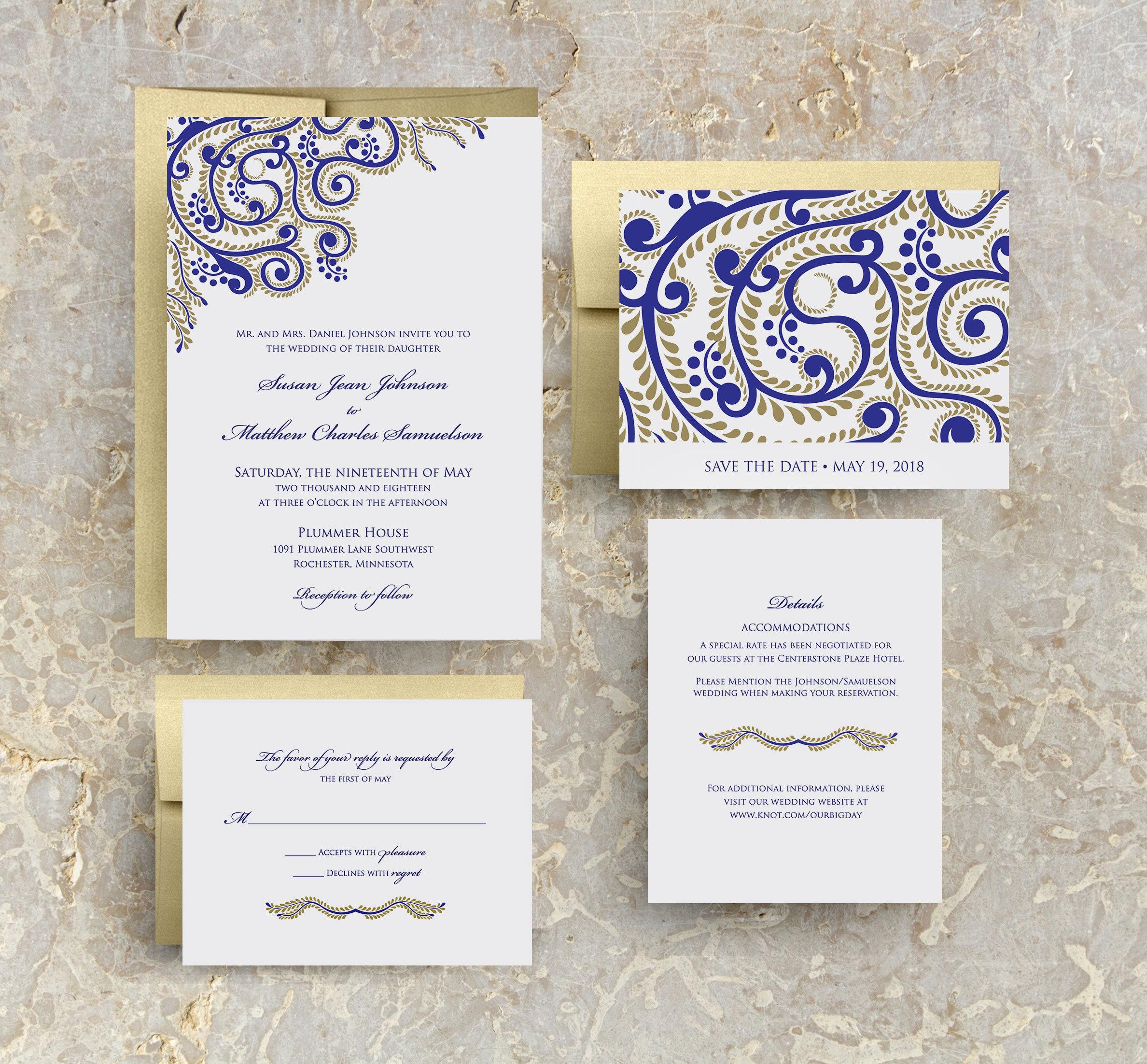 Indian Wedding Invitations Sangeet Invitations Indian Event