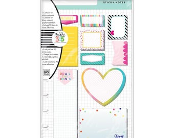 MAMBI The Happy Planner Sticky Notes Remember POST-08