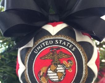 Handmade Marine Corp. Ornament