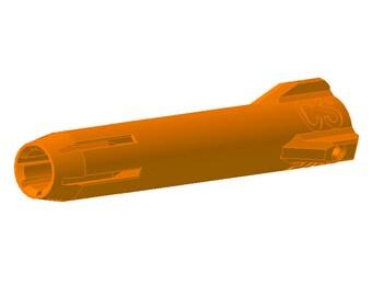 Nerf Caliburn - VF1 Muzzle Brake