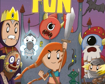 Dungeon Fun Collected Edition