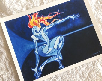 Performer-Print (8.5 x 11 in)