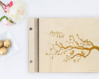 Birdy and Birch Guest Book