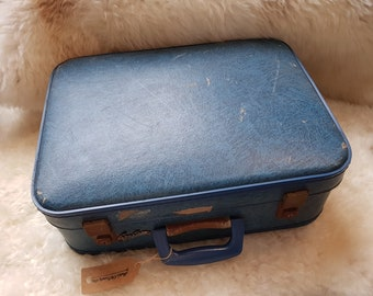 Vintage Spartan Suitcase 1960/1970s