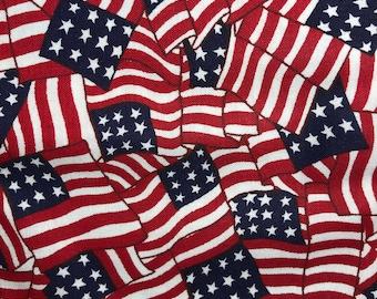 PREORDER    097 American Flags Bandana Slider