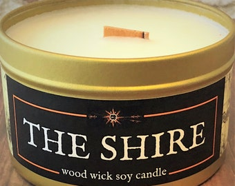 """The SHIRE Candle 