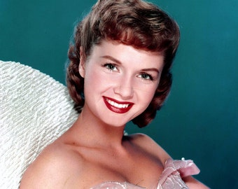 Debbie Reynolds in a studio publicity photo , 1950's