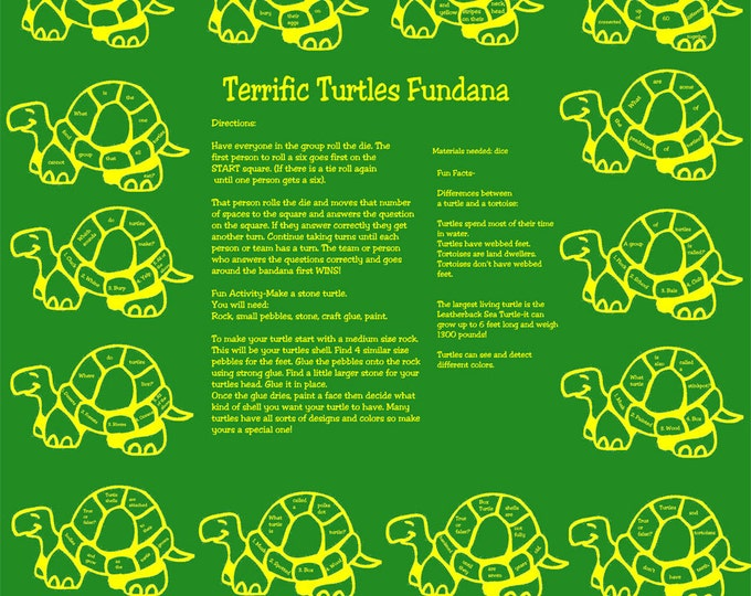 Terrific Turtles! Learn about all kinds of Turtles with our Fun Turtle Game