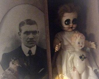Art doll gothic horror