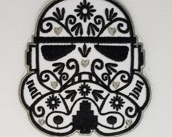 Star Wars | Storm Trooper Iron On Patch