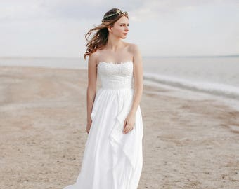 Garden Wedding Dress Etsy - Garden Wedding Dresses
