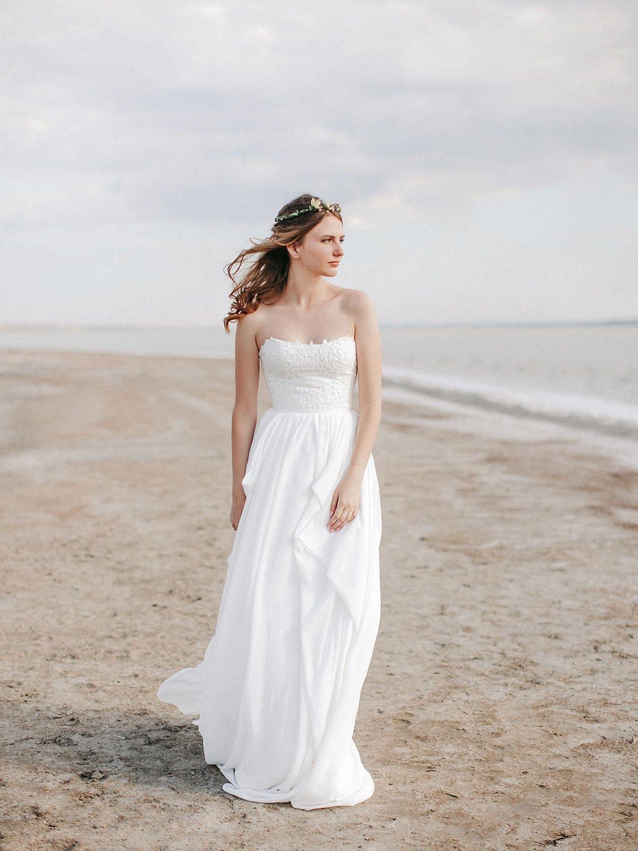 Korsett Brautkleid Brautkleid Tüll Brautkleid böhmische