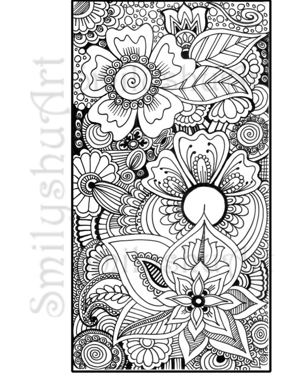 Multipurpose Printables Use as Invitation Cards Colorable